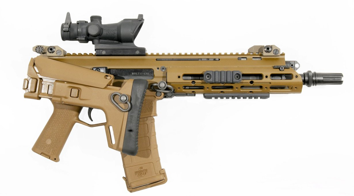 Remington Adaptive Combat Rifle (ACR) 5.56mm