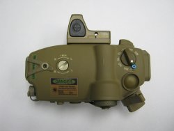 "The Multiray MR500, a competitor in the US ""Grenadier Sighting System"" procurement project from Rheinmetall"