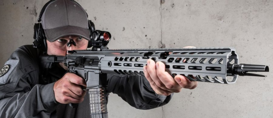 Shooting with the SIG Sauer MCX Virtus