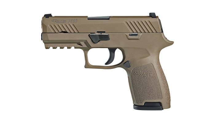 sig-sauer: SIG Sauer P320-M18 for the United States Marine Corps