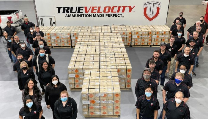 ammunition: True Velocity finalizes delivery of more than 625,000 composite-cased cartridges to US Army