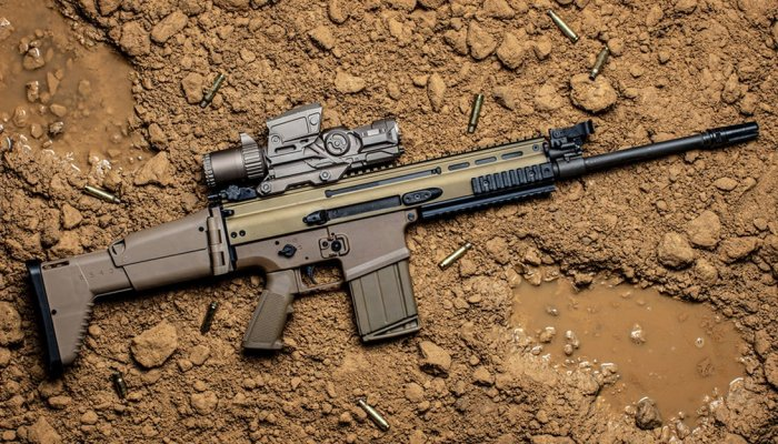 pro-zone: US Army Next Generation Squad Weapon: the fire control system from Vortex Optics