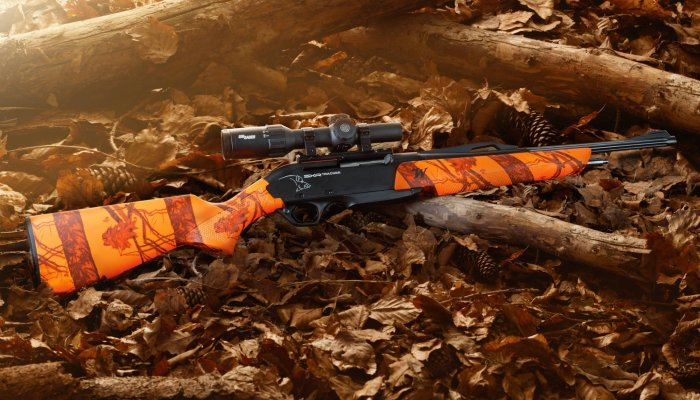 winchester: Test: Winchester SXR Vulcan Camo Blaze Fluted – An affordable semi-automatic rifle for driven hunting