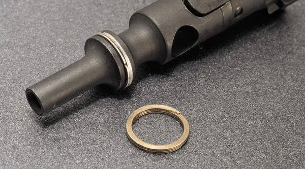 The AR-15 platform and the Gas rings