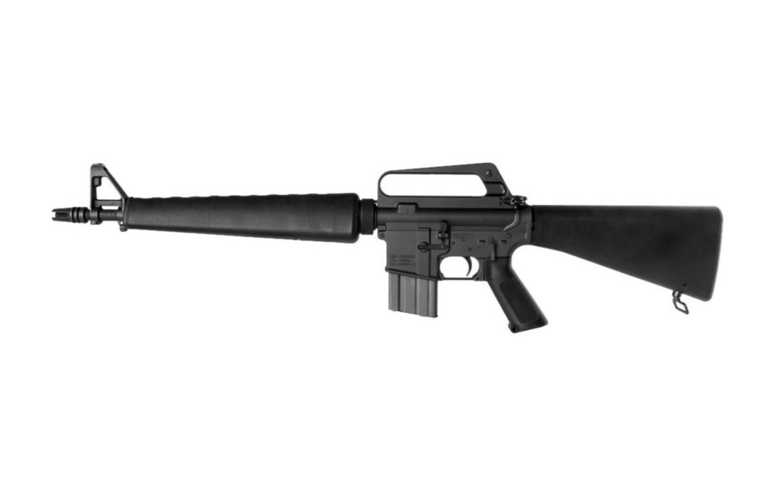 "The first AR-15 ""carbine"": new from Brownells"
