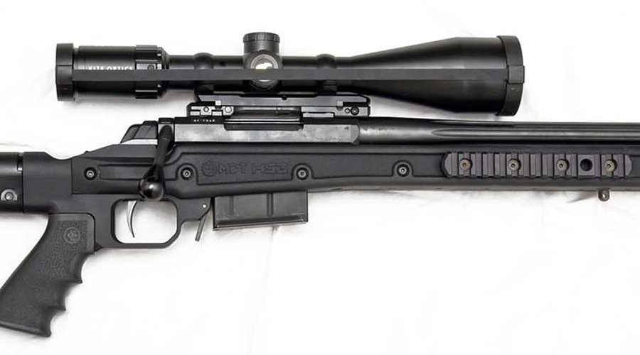 Browning X-Bolt HS3 Chassis right side view