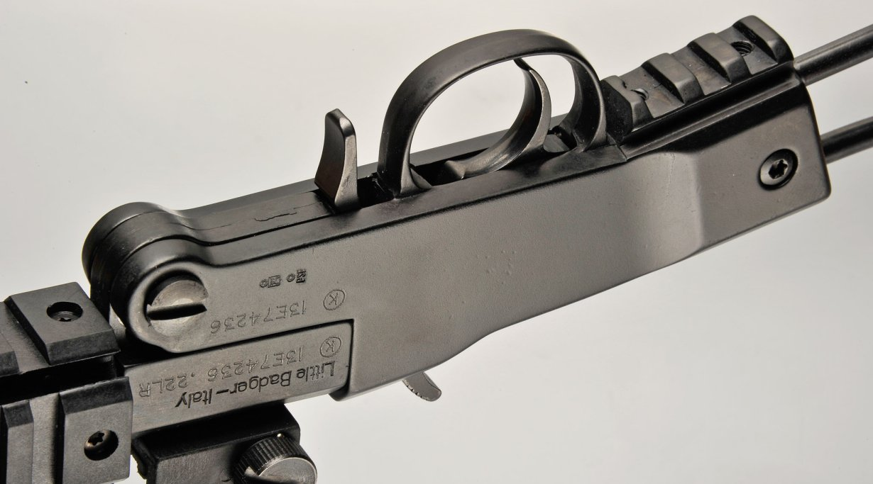 "Chiappa Firearms ""Little Badger"""