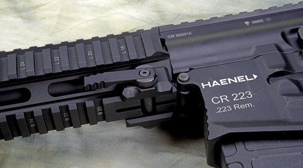 Haenel CR-223 semi-automatic rifle