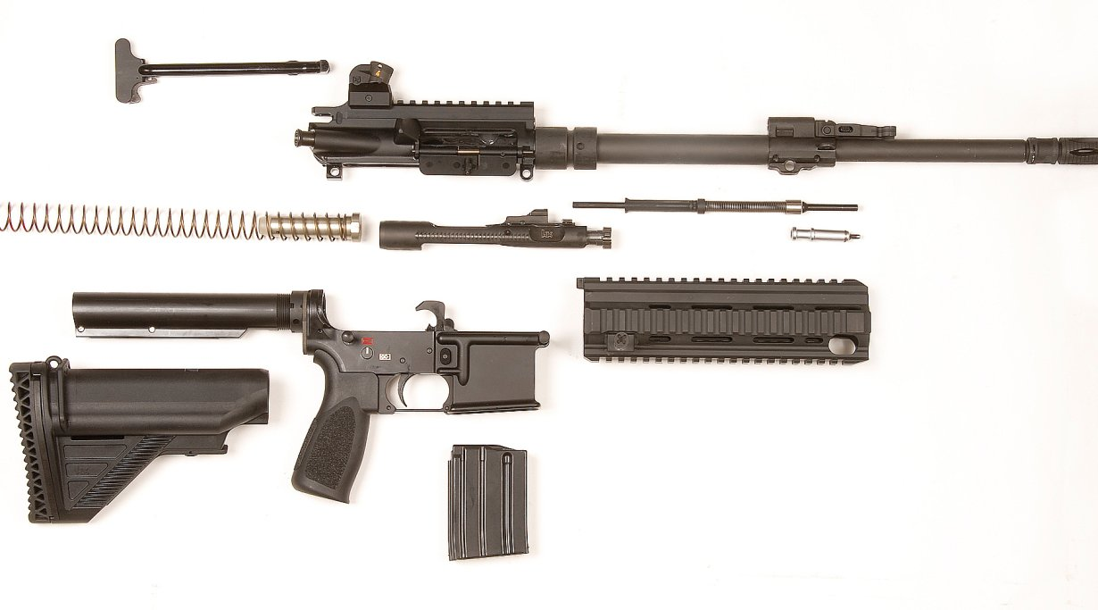 Heckler & Koch MR223