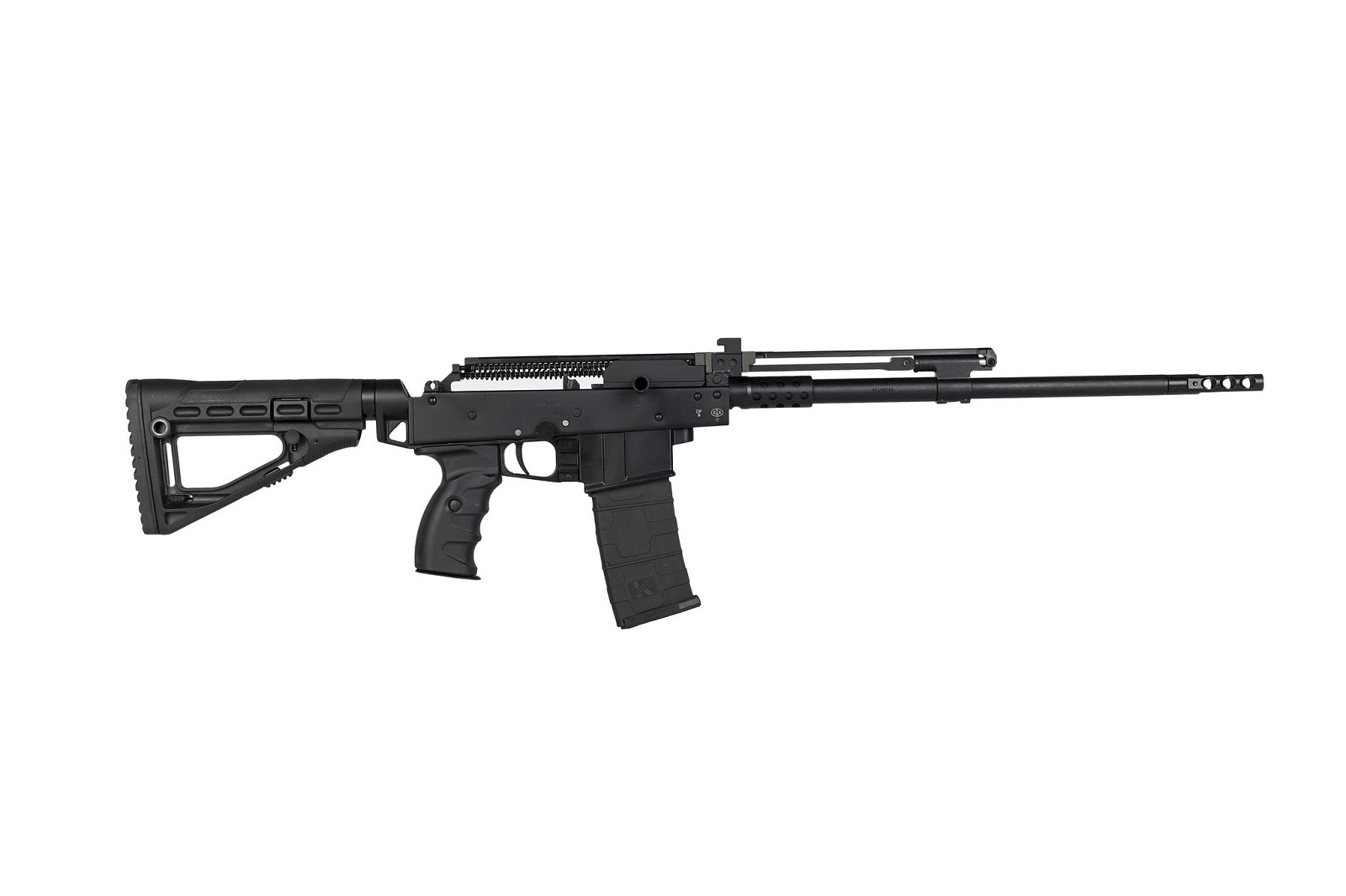 Kalashnikov SR1 rifle, right side view