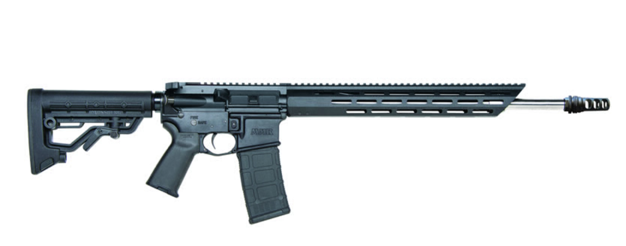 Mossberg Modern Rifle with the JM Pro Adjustable Match Trigger