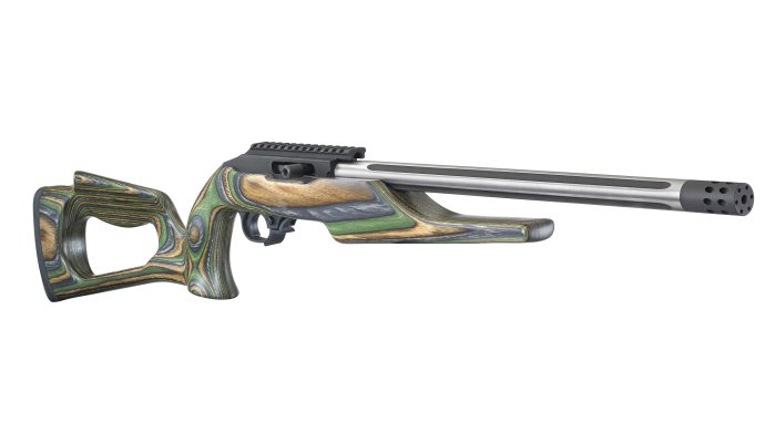 "ruger-firearms: Ruger 10/22 Competition, the evolution of ""America's .22 rifle"""