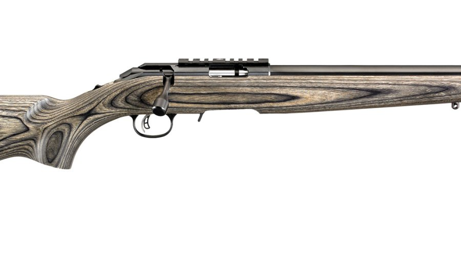 RUGER American Rimfire Target rifle