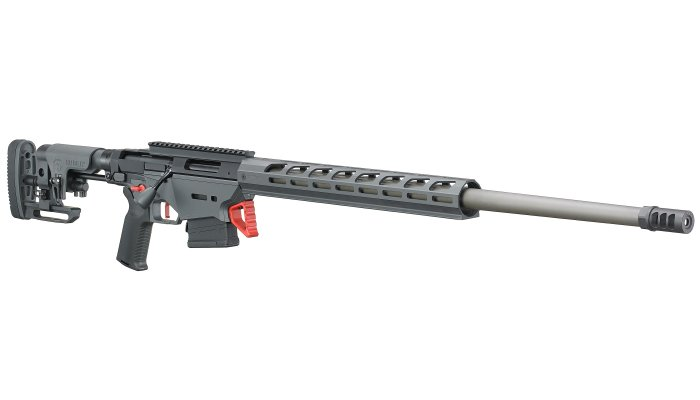 ruger-firearms: Ruger Custom Shop Precision Rifle: a hand-picked long-range bolt-action in 6mm Creedmoor