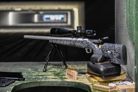 The Sabatti EVO Tactical Chrome in .308 Winchester