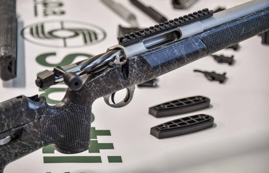 Sabatti EVO Tactical match rifle