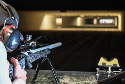 Test of the Sabatti EVO Tactical rifle
