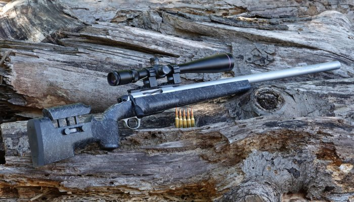 sabatti: Test: Sabatti Tactical Evo Chrome in 6.5 Creedmoor – The Italian long-range repeater in the trendy caliber