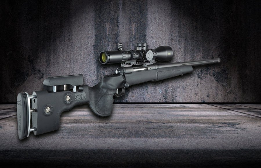 The Savage Arms Model 10 GRS.