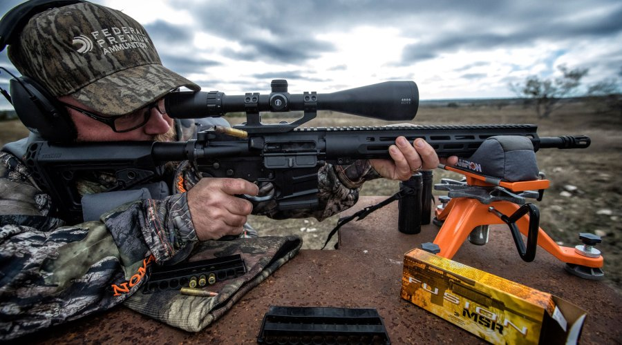 MSR 15 Recon by Savage Arms