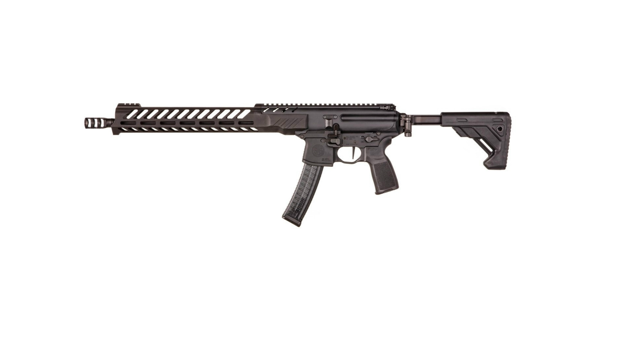sig-sauer: From SIG Sauer the new and enhanced MPX Pistol Caliber Carbine