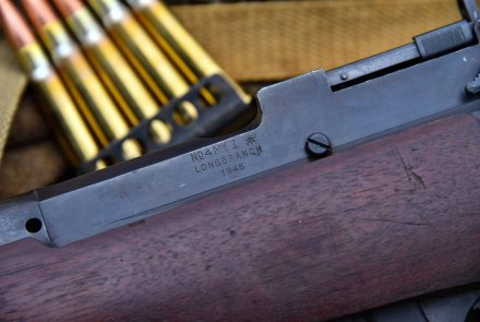 "The Lee-Enfield No.4, the ""utilitarian"" rifle"