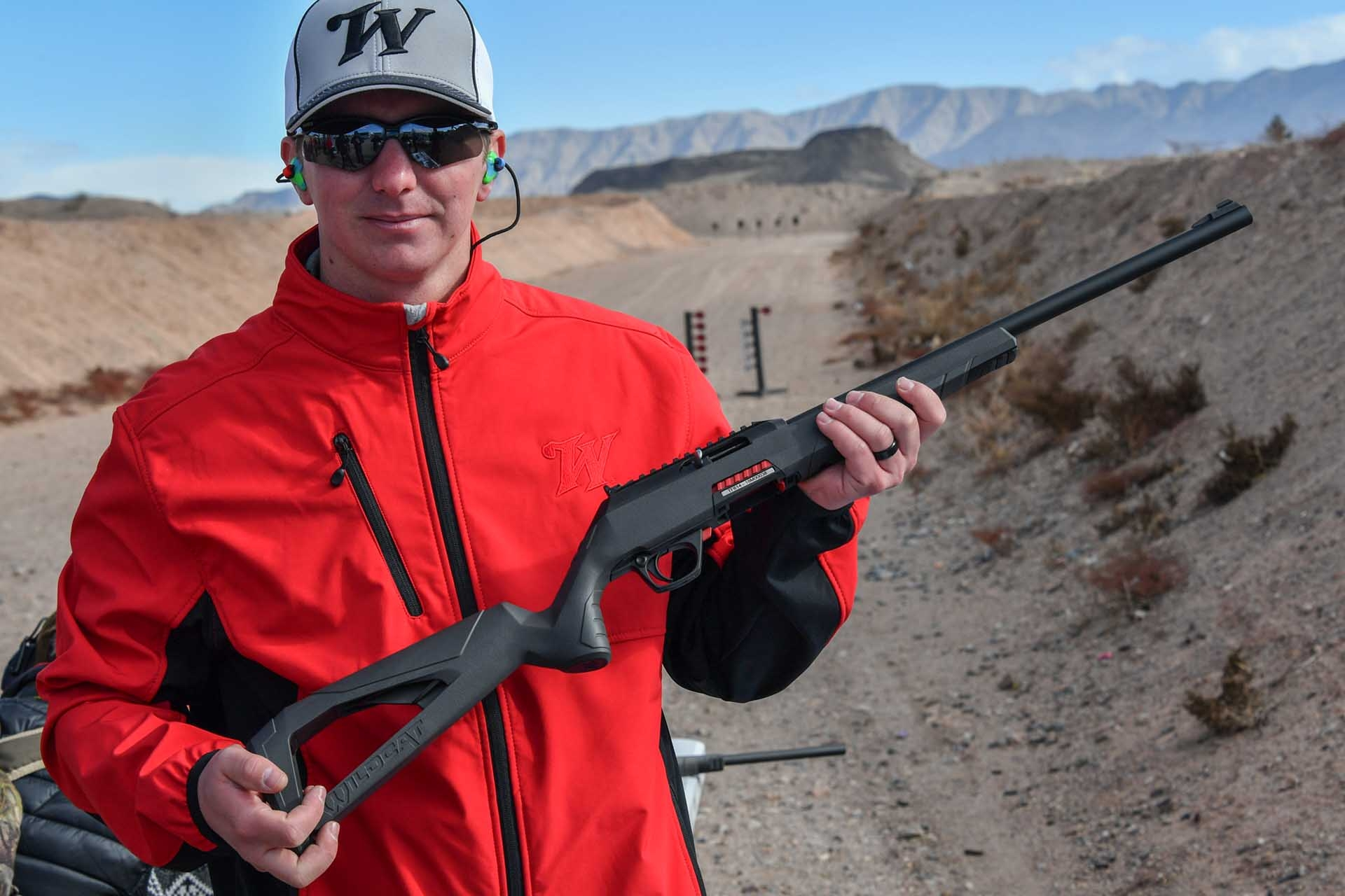 winchester: Wildcat .22 LR autoloader rifle: technology & fun from Winchester!