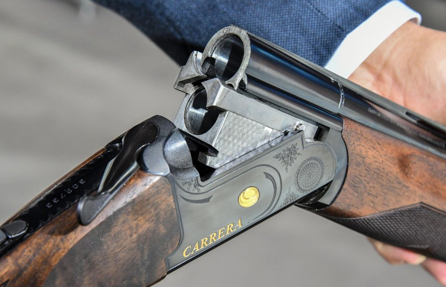 The FAIR Carrera One the new Magnum 12-gauge over-and-under shotgun