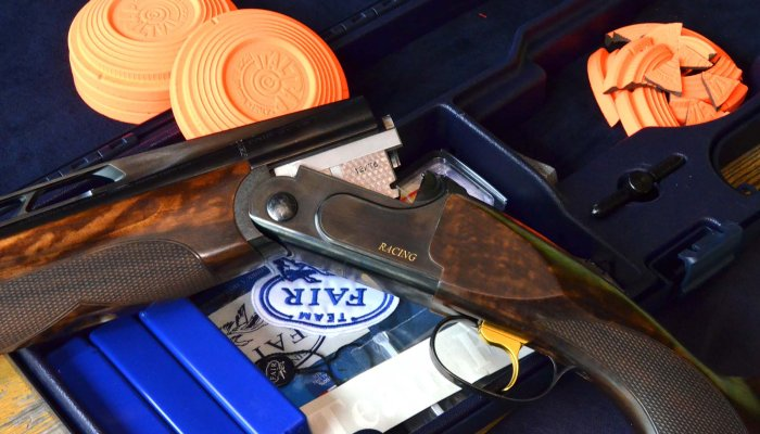 fair: F.A.I.R. Racing II Sporting 12 ga, an over-under for Sporting Clays