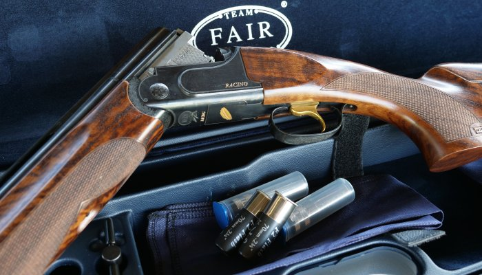 fair: F.A.I.R. Racing Sporting over/under shotgun, the field test