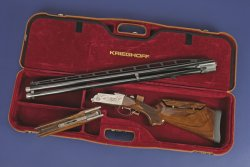 all4shooters.com takes a look at the Krieghoff K-80 sporting shotgun