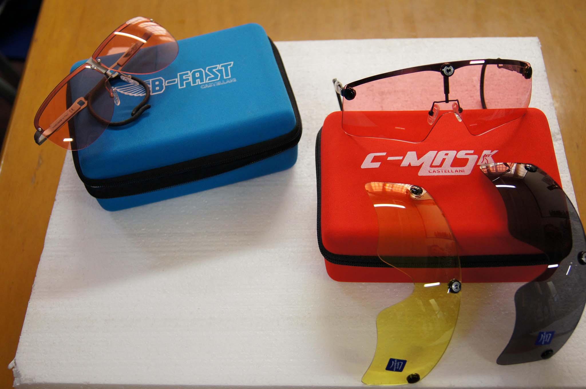 Occhiali da tiro accessori accessori news for Occhiali da tiro a volo zeiss