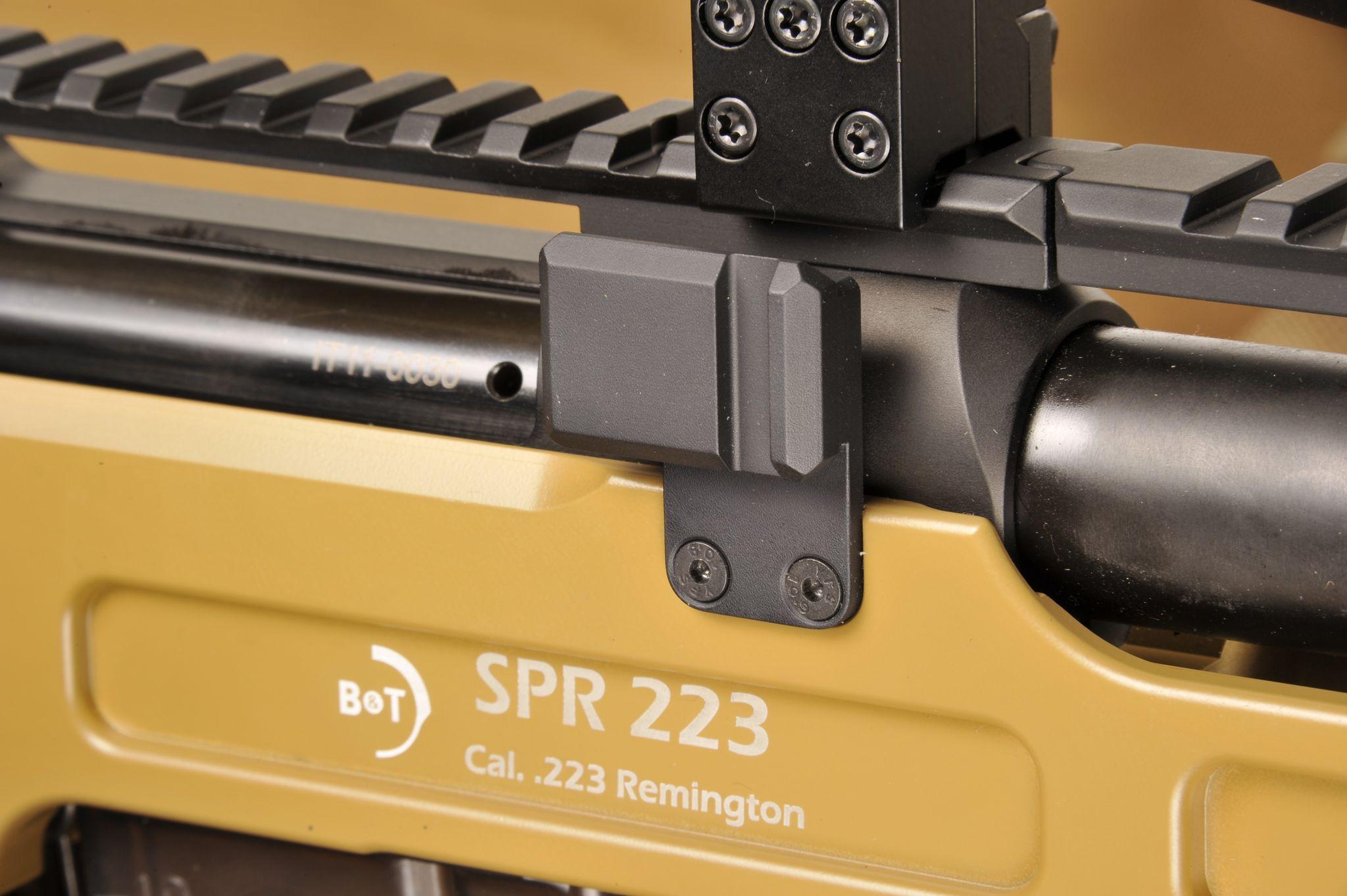Carabina bolt action b t spr 223 b t articoli for Produttore di blueprint piano piano