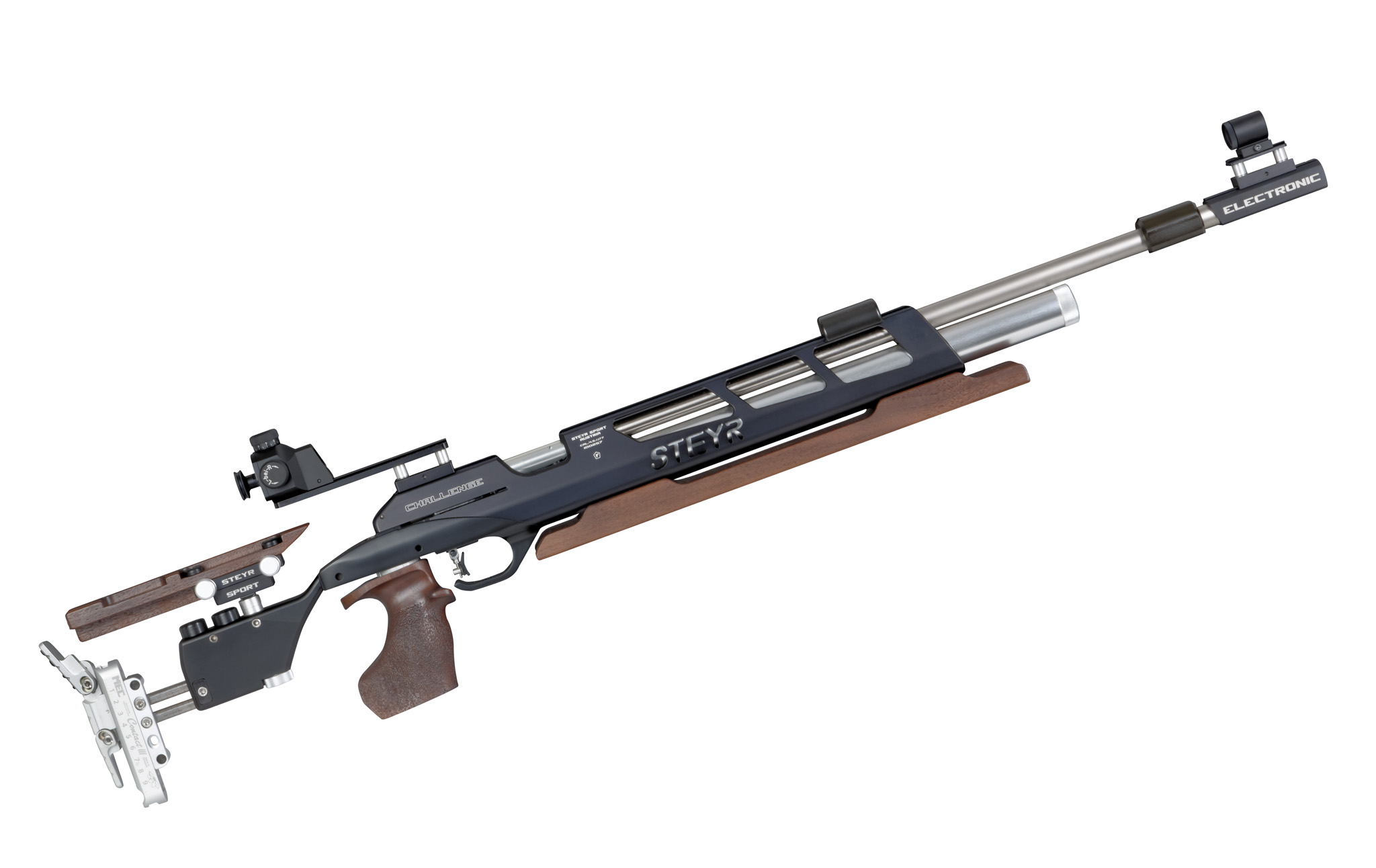 Steyr challenge e steyr mannlicher fucili rigati news - La xiarapina ...
