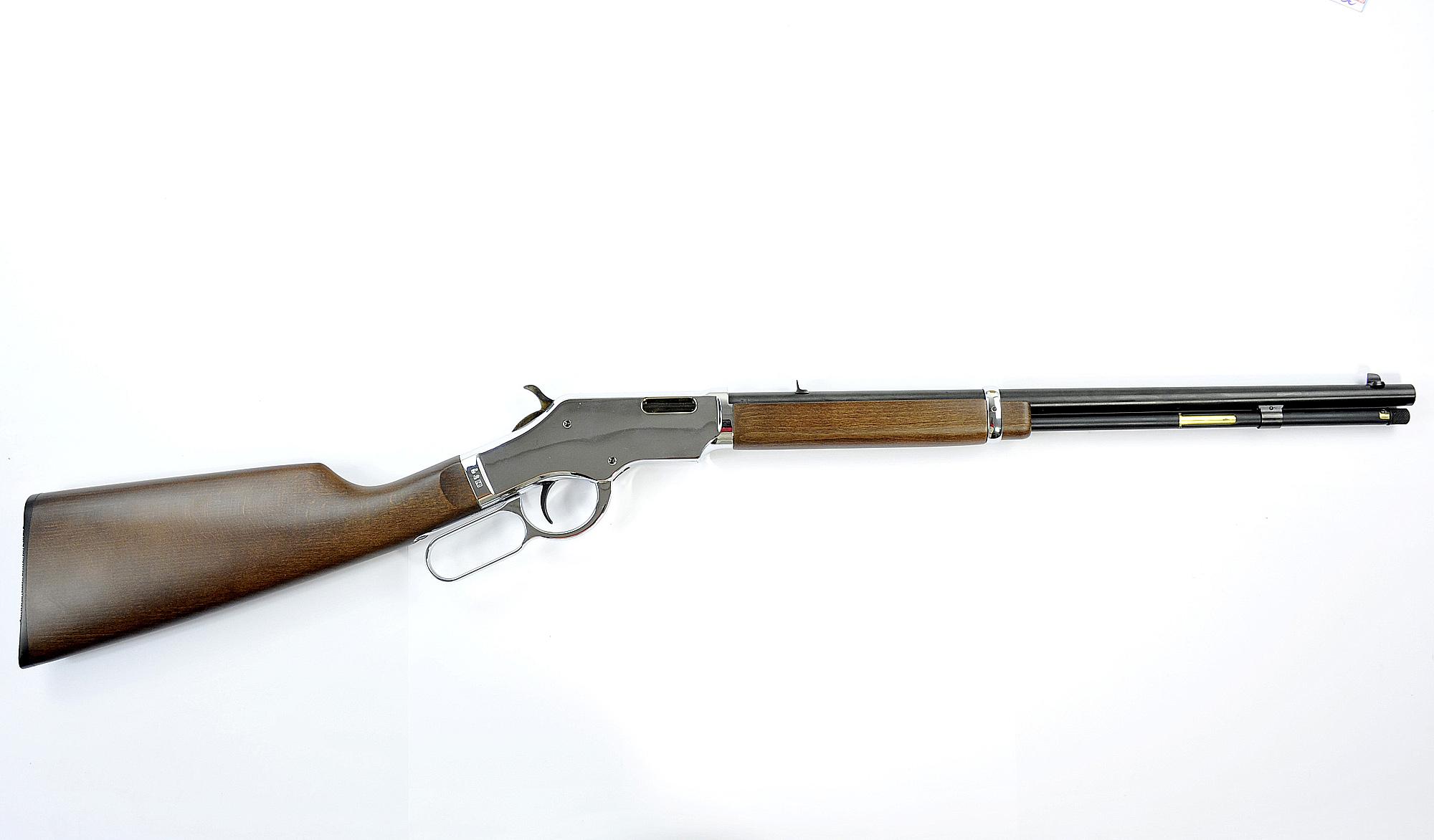 Uberti silverboy carabina a leva in calibro 22 uberti fucili rigati articoli - La xiarapina ...
