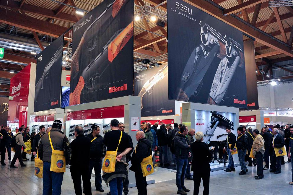 Stand Benelli a HIT Show