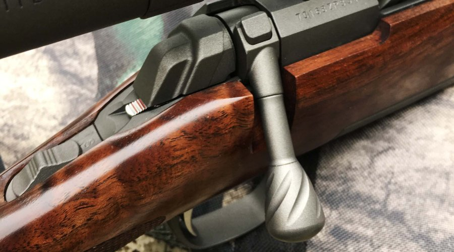 Browning X Bolt Pro Hunter G5 in sicura