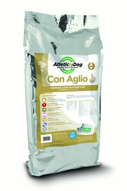 Sacco Atletic Dog formula con Aglio