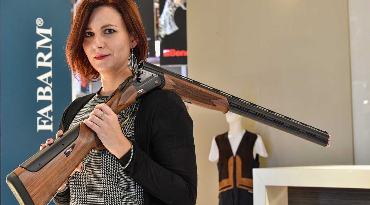 Sovrapposto FABARM Elos N2 Sporting AS presentato in fiera