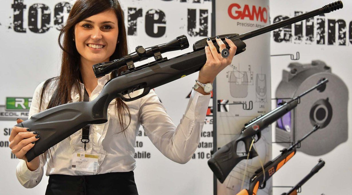 Gamo Replay 10 carabina ad aria compressa