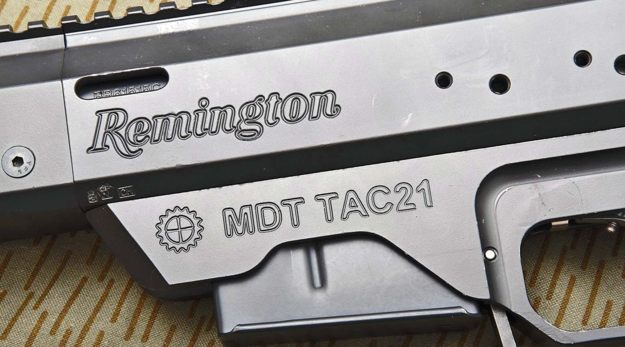 Remington MDT-TAC21