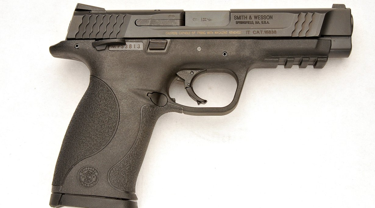 Smith & Wesson Military & Police .45 ACP