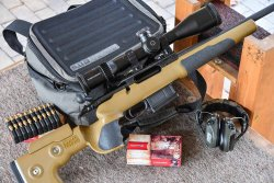 5.11 Tactical Qualifier Range Master con fucile