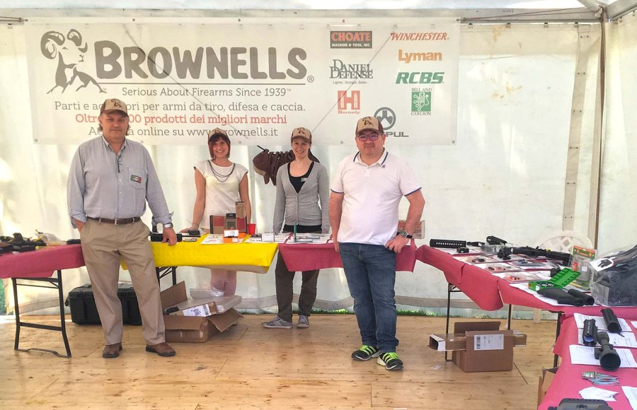 Staff Brownell's