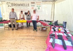 Stand Brownell's