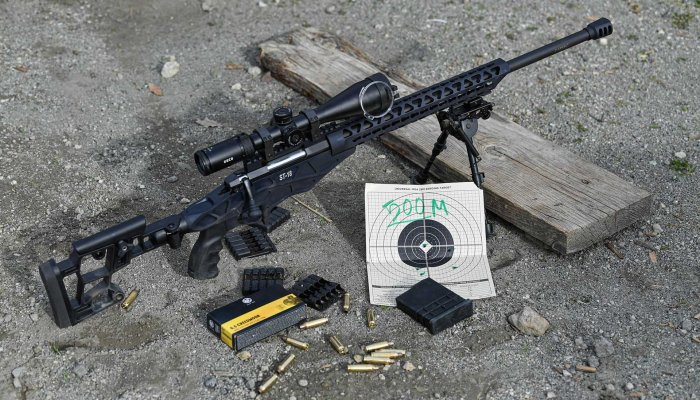 sabatti: Test: Sabatti ST-18 bolt-action rifle in 6.5 Creedmoor