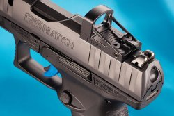 Walther Q5 M2 Match con Shield RMSc