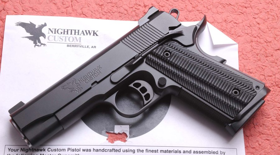 Nighthawk Custom T3 Thin