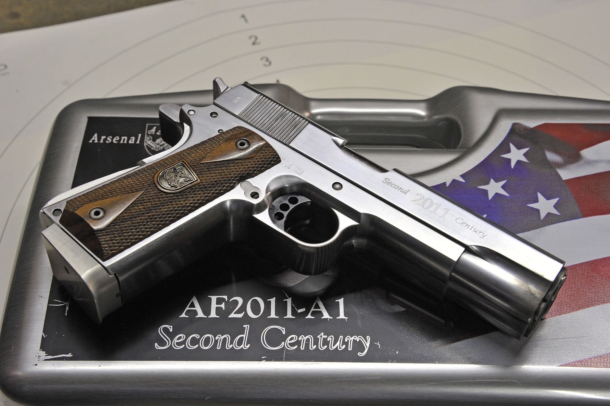 Arsenal Firearms AF-2011 A1 Second Century