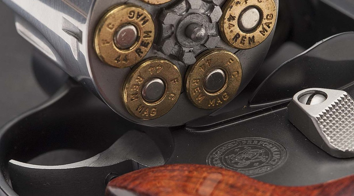 Smith & Wesson 629 Hunter PC